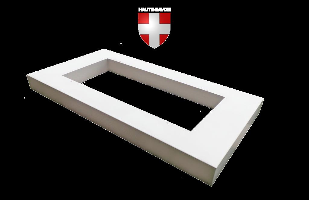 élément funéraire Haute-Savoie